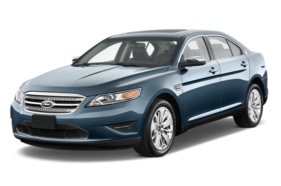 Slide 1 of 14: 2011 Ford Taurus