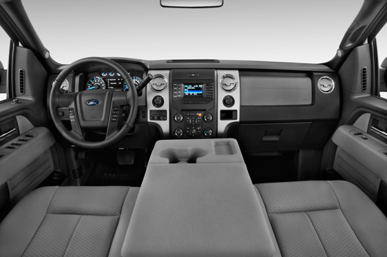 Slide 1 of 11: 2013 Ford F-150