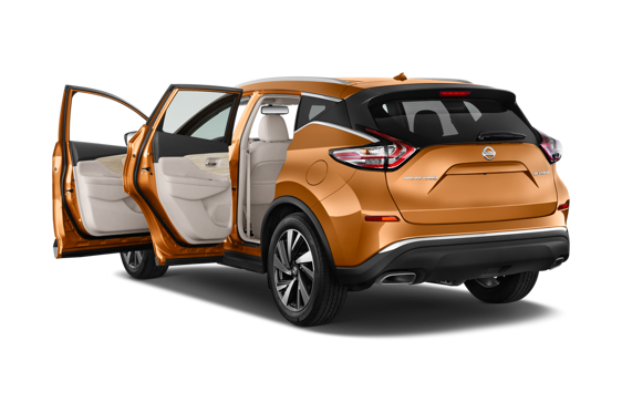 Slide 1 of 25: 2015 Nissan Murano