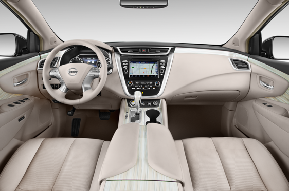 Slide 1 of 11: 2015 Nissan Murano