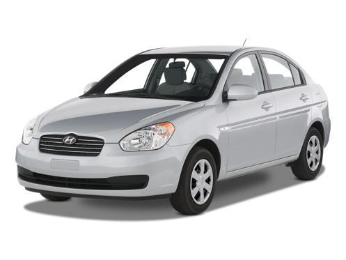 Slide 1 of 14: 2009 Hyundai Accent