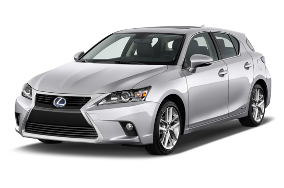Slide 1 of 14: 2016 Lexus CT 200h