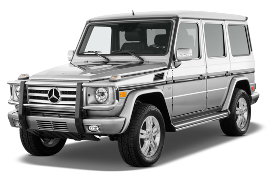 Slide 1 of 14: 2010 Mercedes-Benz G-Class