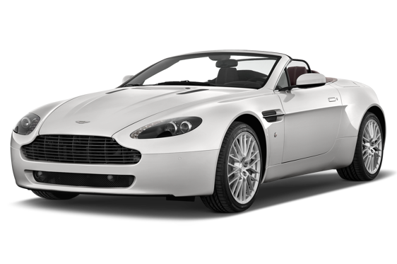 Slide 1 of 14: 2012 Aston Martin V8 Vantage Roadster