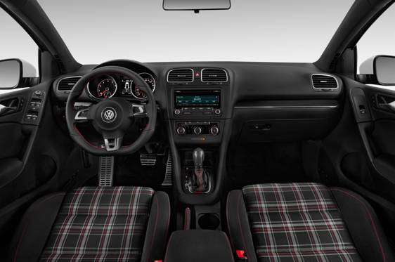 Slide 1 of 11: 2013 Volkswagen Golf GTI