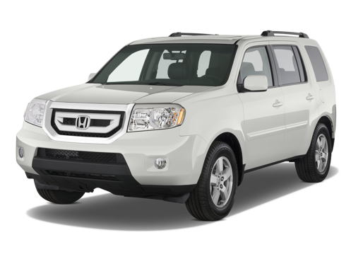 Slide 1 of 14: 2009 Honda Pilot