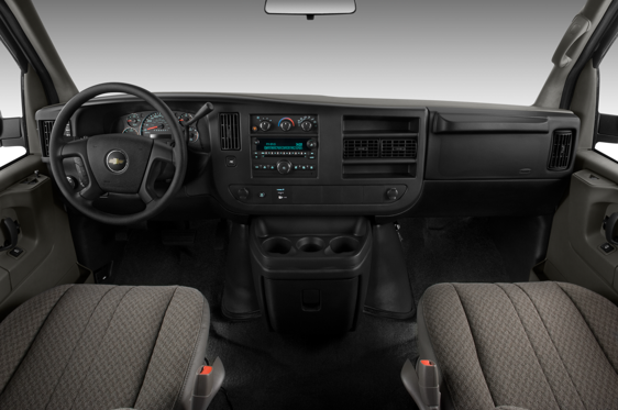 Slide 1 of 11: 2015 Chevrolet Express