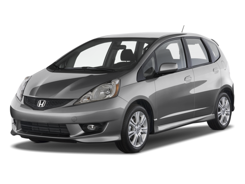 Slide 1 of 14: 2009 Honda Fit