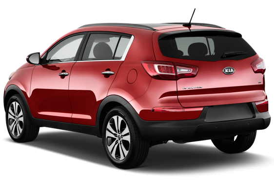 Slide 1 of 25: 2014 Kia Sportage