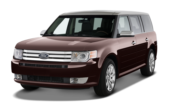 Slide 1 of 14: 2011 Ford Flex