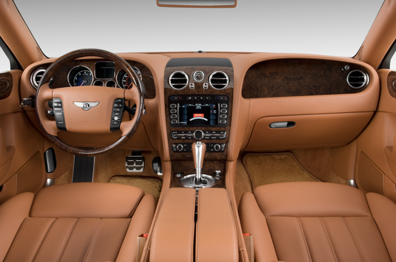 Slide 1 of 11: 2010 Bentley Continental Flying Spur
