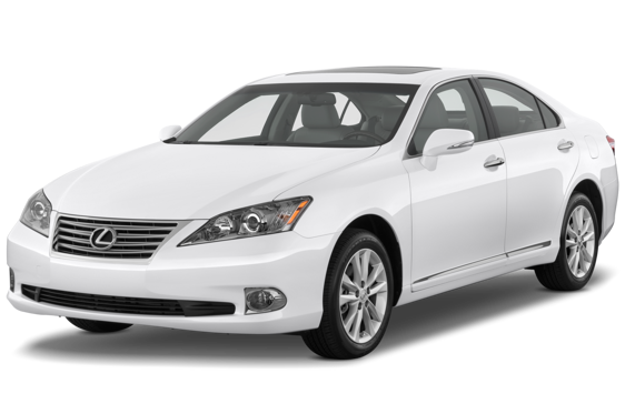 Slide 1 of 14: 2012 Lexus ES 350