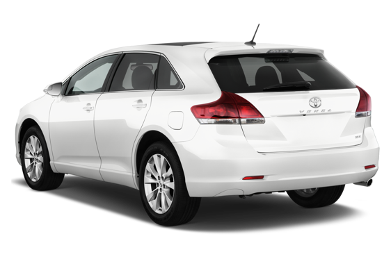 Slide 2 of 14: 2013 Toyota Venza