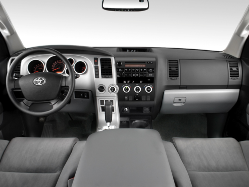Slide 1 of 11: 2011 Toyota Sequoia