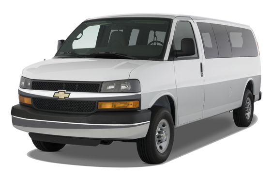 Slide 1 of 14: 2015 Chevrolet Express