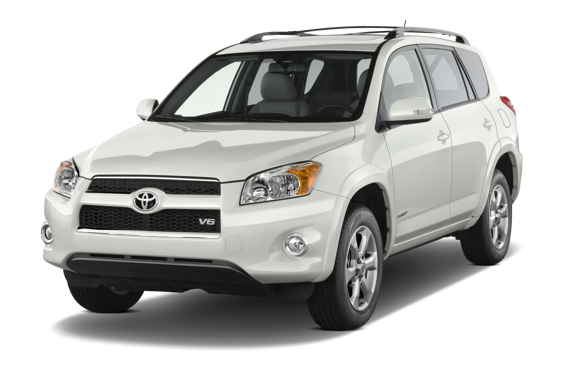 Slide 1 of 14: 2011 Toyota RAV4