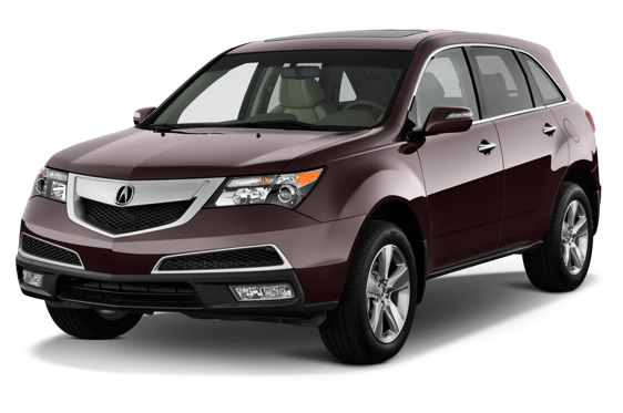 Slide 1 of 14: 2012 Acura MDX