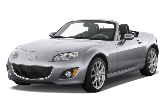 Slide 1 of 14: 2010 Mazda MX-5