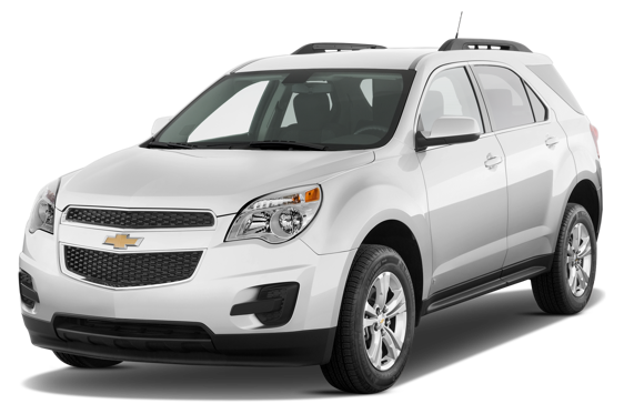 Slide 1 of 14: 2015 Chevrolet Equinox