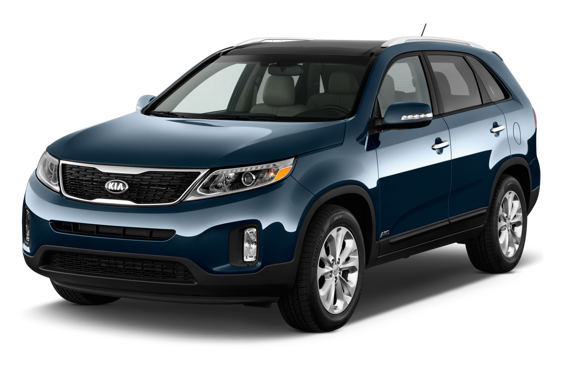 Slide 1 of 14: 2014 Kia Sorento
