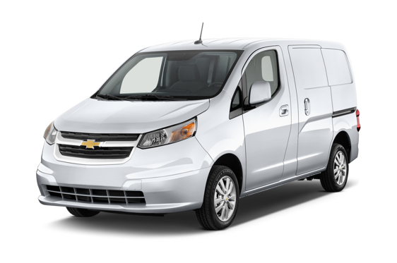 Slide 1 of 14: 2015 Chevrolet City Express