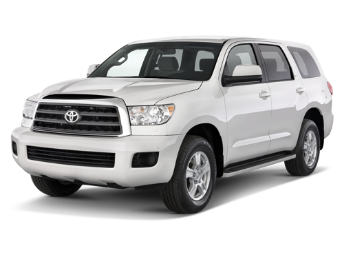 Slide 1 of 14: 2011 Toyota Sequoia