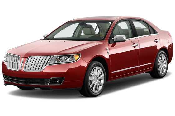 Slide 1 of 14: 2010 Lincoln MKZ
