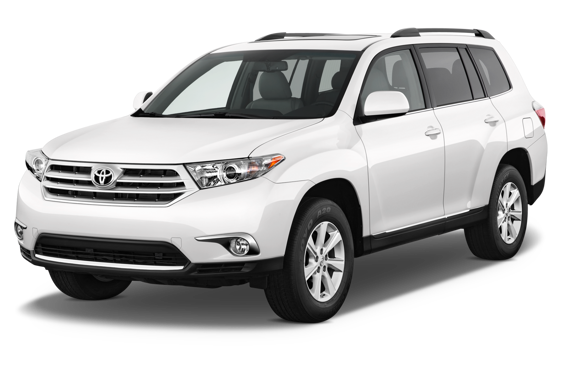 Slide 1 of 25: 2011 Toyota Highlander