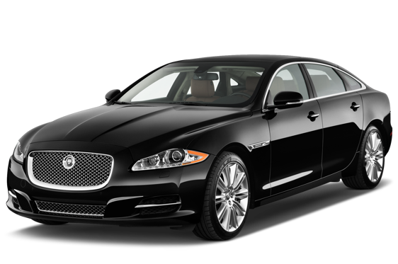 Slide 1 of 14: 2014 Jaguar XJ