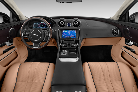 Slide 1 of 11: 2014 Jaguar XJ