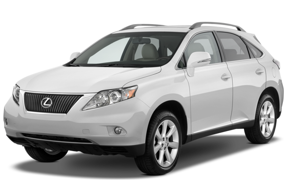 Slide 1 of 14: 2010 Lexus RX 350