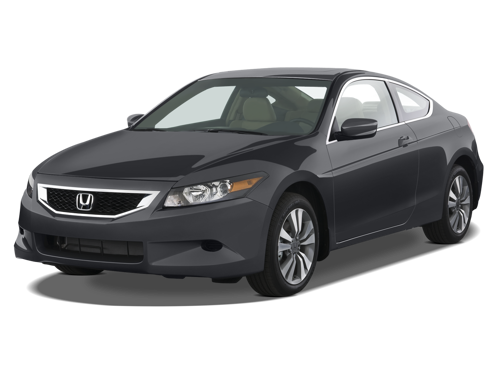 Slide 1 of 14: 2009 Honda Accord Coupe