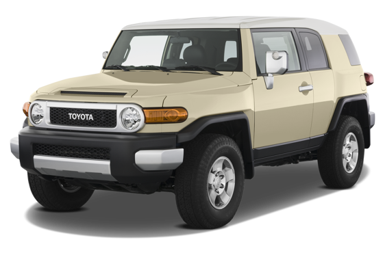Slide 1 of 14: 2011 Toyota FJ Cruiser