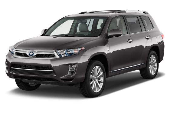 Slide 1 of 14: 2013 Toyota Highlander