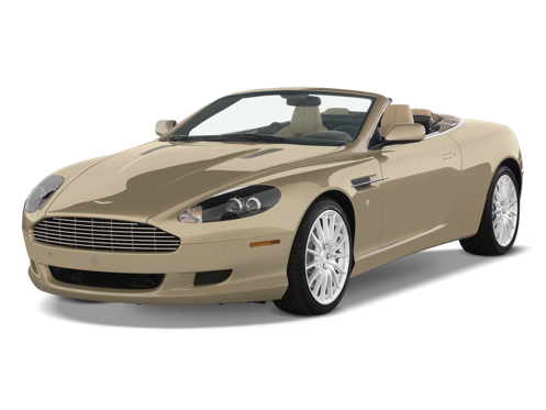 Slide 1 of 14: 2010 Aston Martin DB9