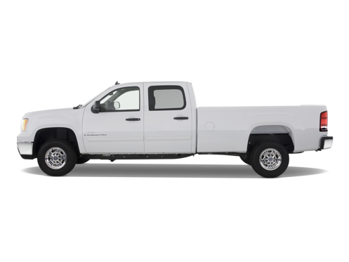 Slide 1 of 25: 2009 GMC Sierra 2500HD