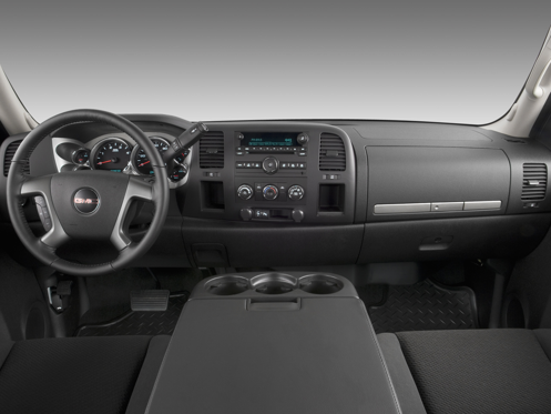 Slide 1 of 11: 2009 GMC Sierra 2500HD