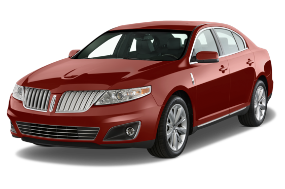 Slide 1 of 14: 2010 Lincoln MKS