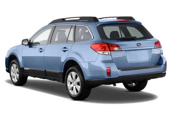 Slide 1 of 24: 2011 Subaru Outback