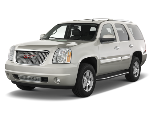 Slide 1 of 14: 2009 GMC Yukon