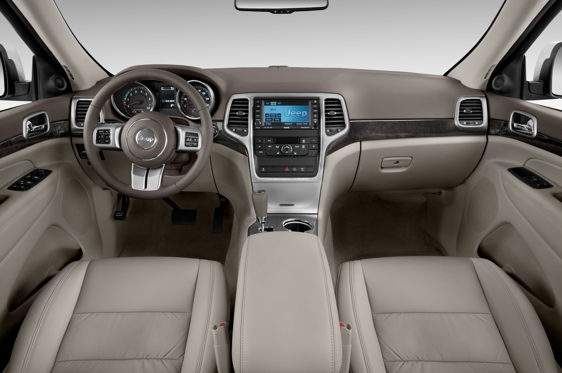 Slide 1 of 11: 2012 Jeep Grand Cherokee