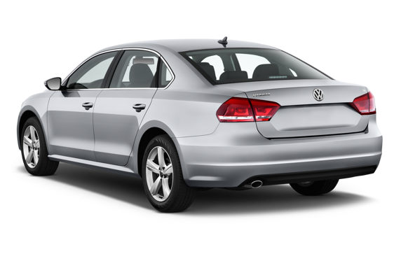 Slide 2 of 14: 2014 Volkswagen Passat