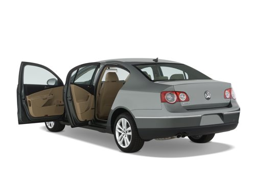 Slide 1 of 25: 2008 Volkswagen Passat