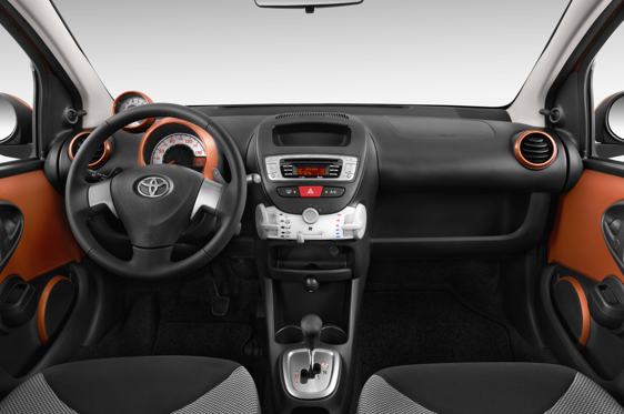 Slide 1 of 11: 2012 Toyota Aygo