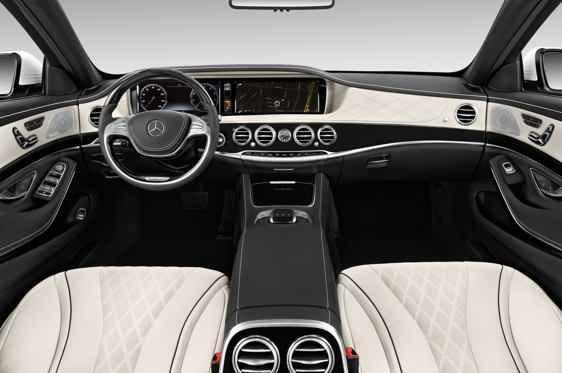 Slide 1 of 11: 2016 Mercedes-Benz S-Class