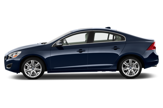 Slide 1 of 25: 2013 Volvo S60