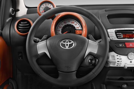 Slide 1 of 25: 2012 Toyota Aygo
