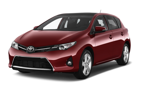 Slide 1 of 25: 2012 Toyota Auris