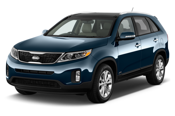 Slide 1 of 14: 2013 KIA Sorento