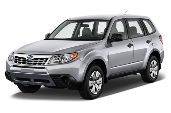 Slide 1 of 14: 2012 Subaru Forester